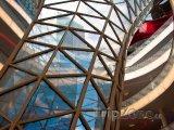 Futuristické nákupní centrum ve Frankfurtu