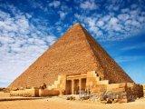 Gíza, pyramida