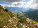 Grenoble, krajina nad městem