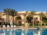 Hurghada, bazén u hotelu