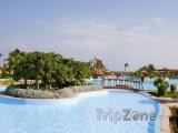 Hurghada, hotelový bazén