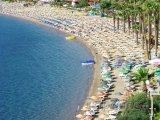 Icmeler, pláž