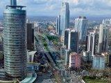 Istanbul, moderní výškové budovy