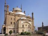 Káhira, mešita Muhammada Alího