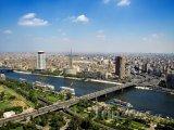 Káhira, panorama
