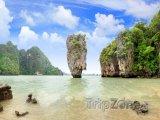 Khao Phing Kan, známý rovněž jako ostrov Jamese Bonda