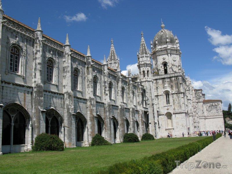 Fotka, Foto Klášter sv. Jeronýma (Mosteiro dos Jeronimos) (Lisabon, Portugalsko)