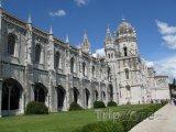 Klášter sv. Jeronýma (Mosteiro dos Jeronimos)