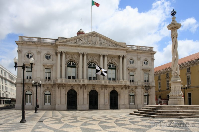 Fotka, Foto Lisabonská radnice (Lisabon, Portugalsko)