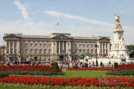 Londýn - Buckinghamský palác