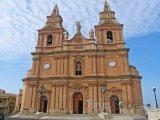 Mellieha, chrám Panny Marie