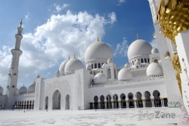Mešita Sheikh Zayed v Abu Dhabi
