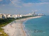 Miami Beach na Floridě