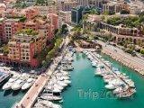 Monako, přístav