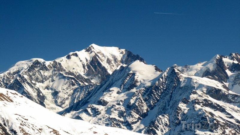 Fotka, Foto Mont Blanc (Francouzské Alpy, Francie)