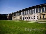 Muzeum umění Alte Pinakothek v Mnichově