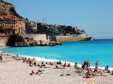 Nice, pláž