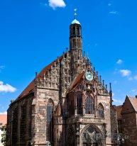 Norimberk - Frauenkirche