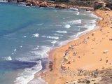 Ostrov Gozo - pobřeží