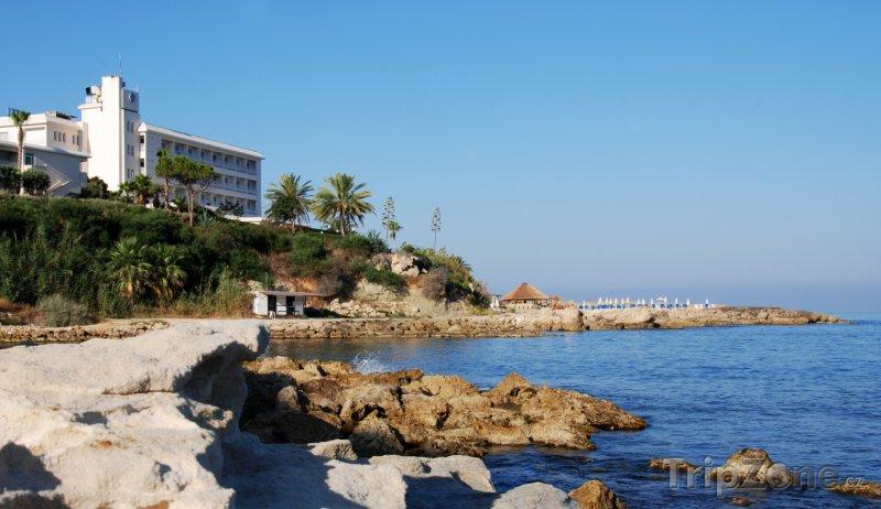 Fotka, Foto Pafos, pobřeží (Kypr)