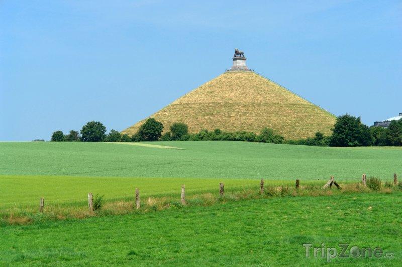 Fotka, Foto Památník bitvy u Waterloo (Belgie)