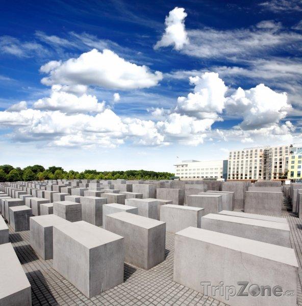 Fotka, Foto Památník holocaustu v Berlíně (Berlín, Německo)