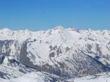 Panoráma Alp ve Francii