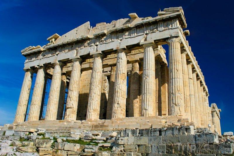 Fotka, Foto Parthenón na Akropoli (Athény, Řecko)