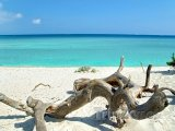 Pláž na Korsice