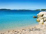 Pláž v Chorvatsku