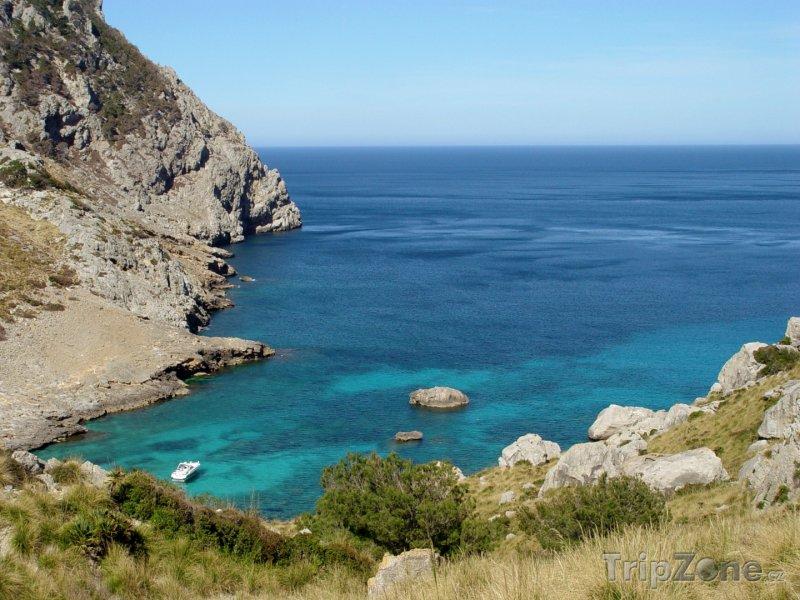 Fotka, Foto Pobřeží na Mallorce (Španělsko)