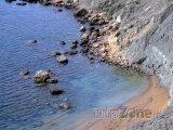 Pobřeží ostrova Malta