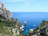 Pobřeží v okolí Marseille