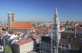 Pohled na Mnichov