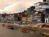 Porto, přístav