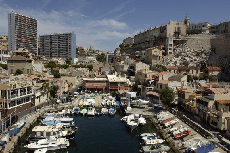 Fotka, Foto Přístav (Marseille, Francie)