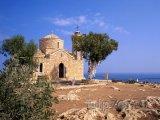 Protaras, kostel sv. Eliáše