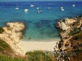 Saint-Tropez, pláž