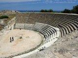 Salamis, starověké divadlo