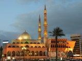 Sharjah, mešita za soumraku