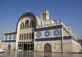 Sharjah, souk (tržnice)