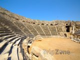 Side, antické divadlo