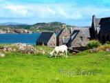 Skotsko, krajina ostrova Iona