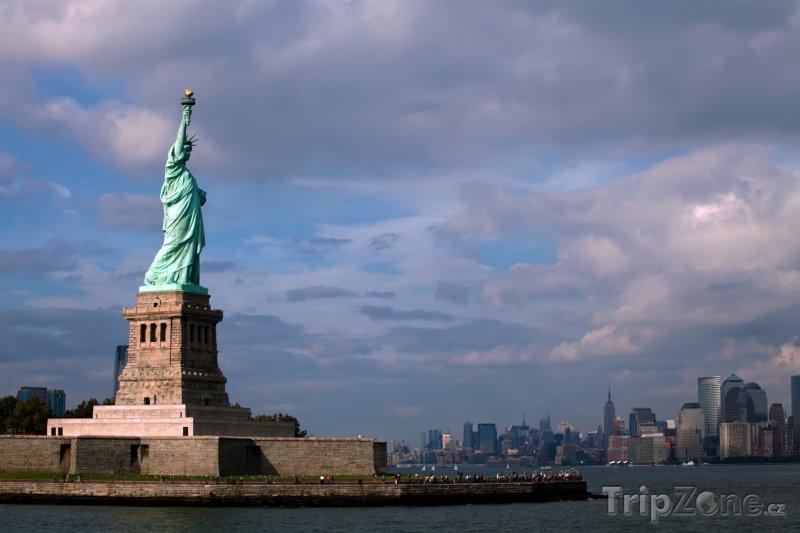 Fotka, Foto Socha Svobody (New York, USA)
