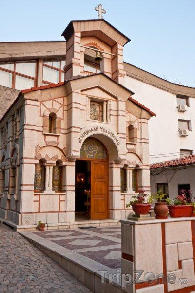 Fotka, Foto Sozopol, kostel sv. Mikuláše (Jižní pobřeží, Bulharsko)