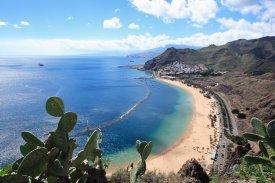 Tenerife, pláž