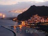 Tenerife za soumraku
