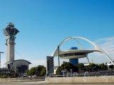 The Theme Building na letišti