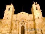 Valletta, katedrála sv. Jana