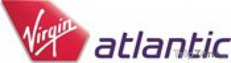 Fotka, Foto Virgin Atlantic logo